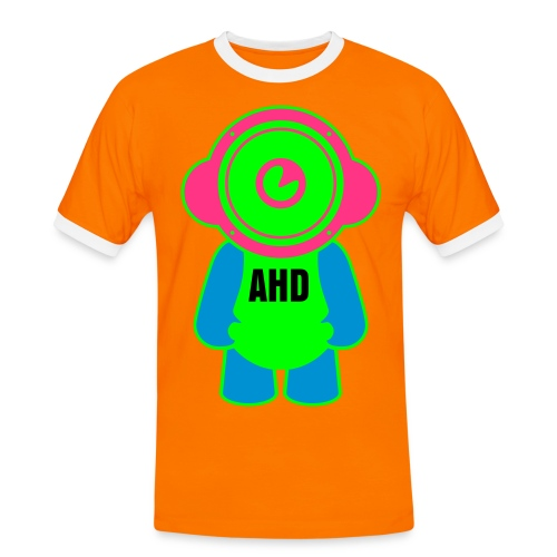 AHD-TuneBot - Men's Ringer Shirt