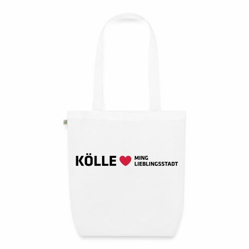 Kölle Meine Lieblingsstadt - Bio-Stoffbeutel