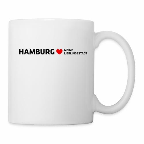 Hamburg Meine Lieblingsstadt - Tasse