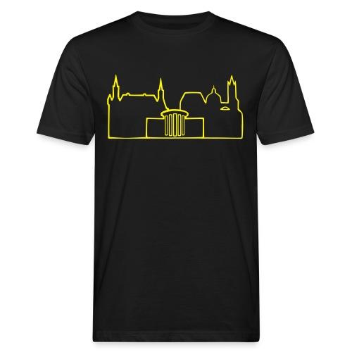 Aachen Skyline Shirt - Männer Bio-T-Shirt