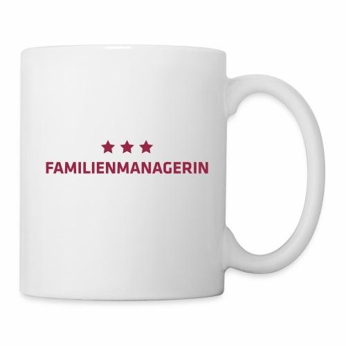 Familienmanagerin - Tasse