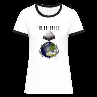 Tee shirts ~ Tee shirt contraste Femme ~ Numéro de l'article 17600004