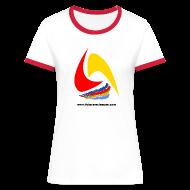 Tee shirts ~ Tee shirt contraste Femme ~ Numéro de l'article 17600015
