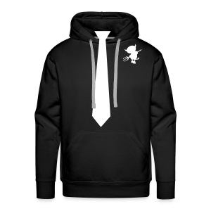 diable power - Sweat-shirt à capuche Premium pour hommes