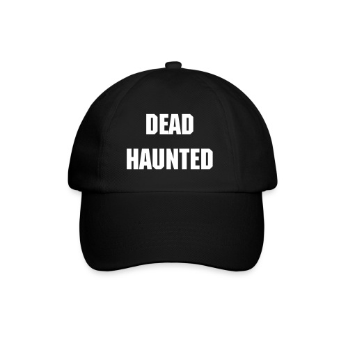 dead haunted cap - Baseball Cap