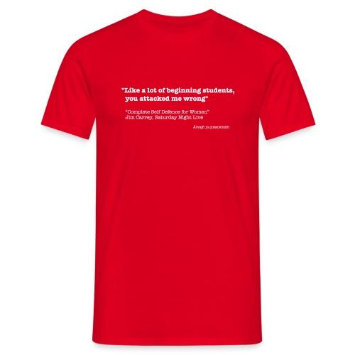 Lägertröja 2006 herr - T-shirt herr