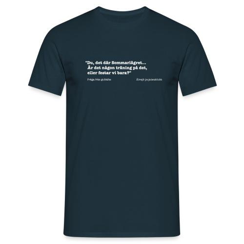 Lägertröja 2008 herr - T-shirt herr