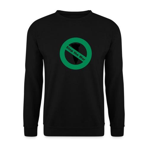 Stop War - Männer Pullover