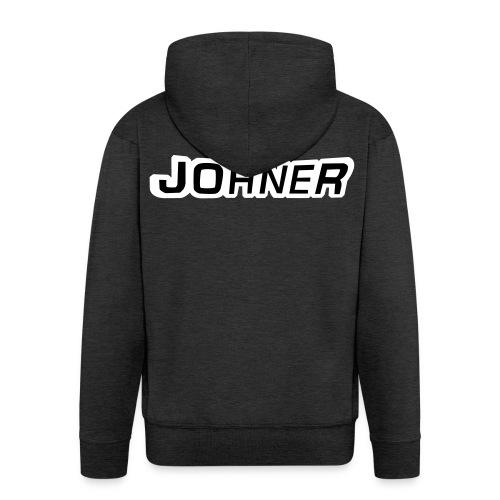 Johner - Jacke - Männer Premium Kapuzenjacke