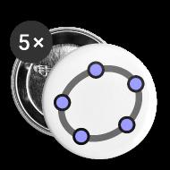 Buttons ~ Buttons medium 32 mm ~ GeoGebra Buttons x5 (medium)