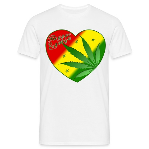 T-Shirt reggae - T-shirt Homme