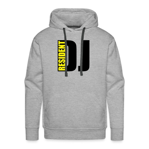 Sweat DJ - Sweat-shirt à capuche Premium pour hommes