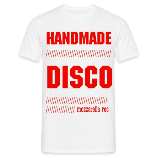 HANDE MADE DISCO - Men's T-Shirt