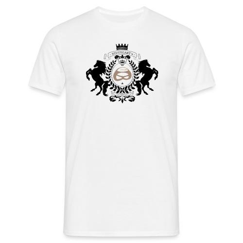 schwäbische MundArt - Männer T-Shirt