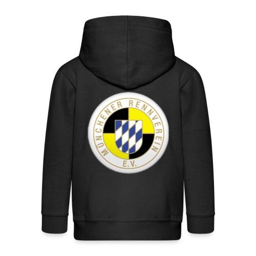 KI.Kapuzenjacke MRV Logo Rü. - Kinder Premium Kapuzenjacke
