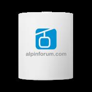 Tassen & Zubehör ~ Tasse ~ alpinforum Tasse