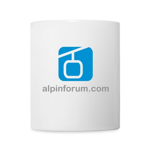 alpinforum Tasse - Tasse