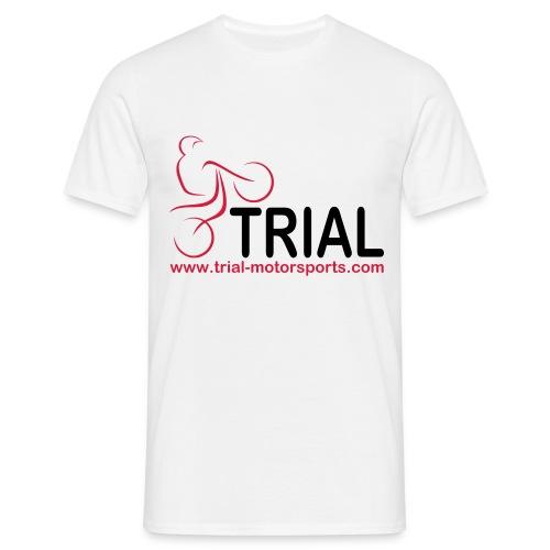 Trial Abstract - Männer T-Shirt