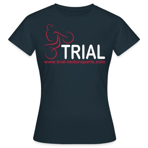 Trial Abstract - Frauen T-Shirt