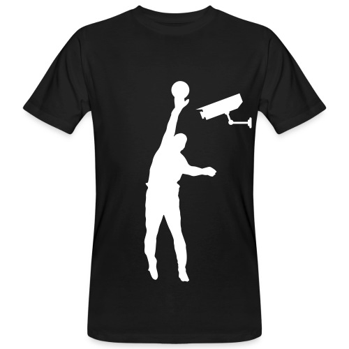 WAF38A - Cam dunk - Men's Organic T-Shirt