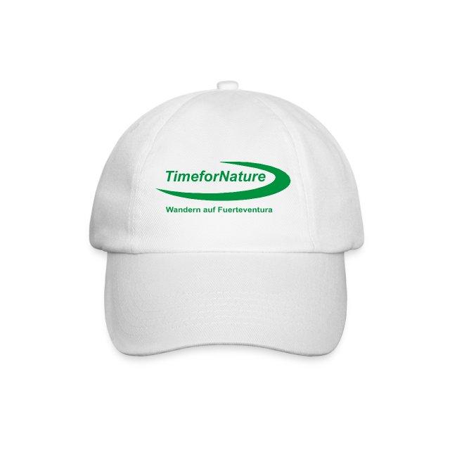 Cap mit TimeforNature-Logo