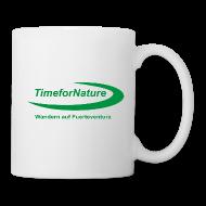 Tassen & Zubehör ~ Tasse ~ Keramik-Tasse mit TimeforNature-Logo einseitig