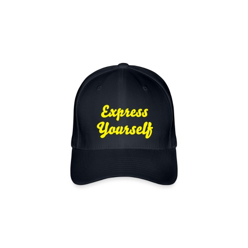 express yourself S.Y.L. - Flexfit Baseball Cap