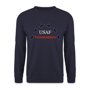 USAF Thunderbirds Sweatshirt - Men's Sweatshirt