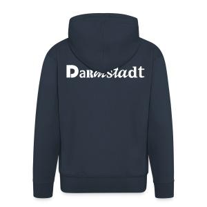 Darmstadt - Männer Premium Kapuzenjacke