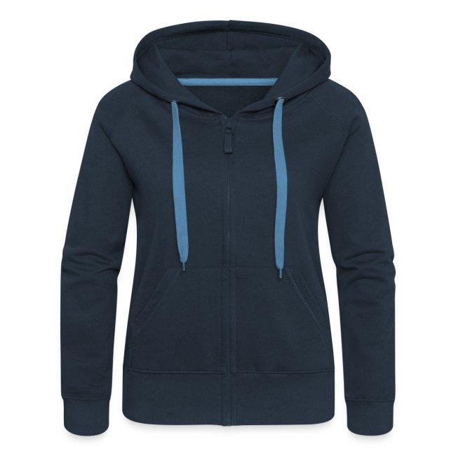 Save The Staffies (.co.uk) hoodie - back print