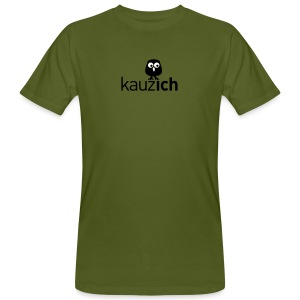 kauzich for men - Männer Bio-T-Shirt