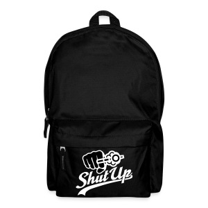Roll life Shut up backpack - Backpack