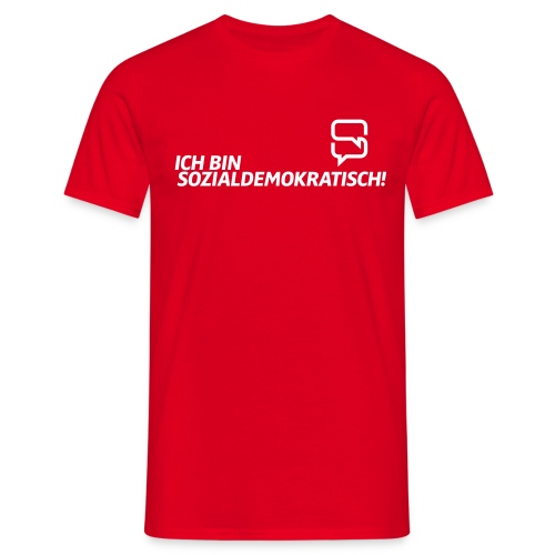 Basic Dasistsozi-Shirt für die Herren. - Männer T-Shirt