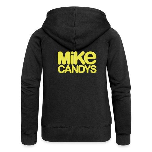 MIKE CANDYS Women's Hooded Jacket - Women's Premium Hooded Jacket