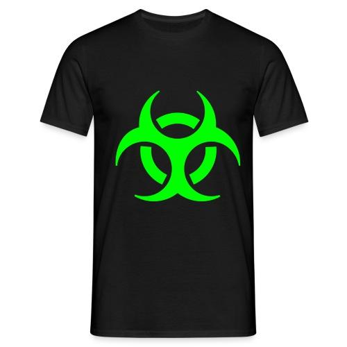 Biohazard! - Männer T-Shirt