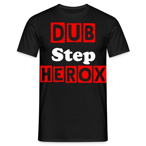 Dubstepherox Cutter - Men's T-Shirt