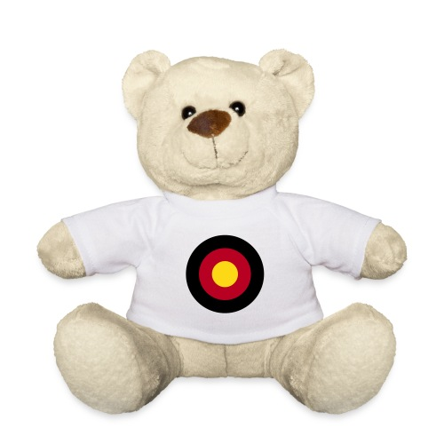 Mod Target - Flockdruck - Deutschland Germany - Teddy