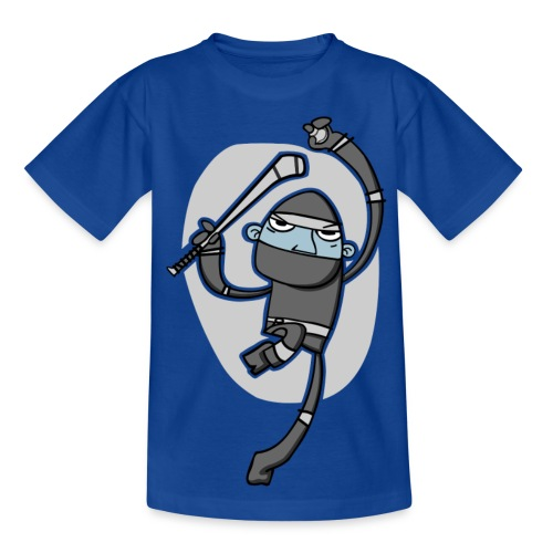 Ninja Hurler: Kid's T-Shirt - Teenage T-Shirt