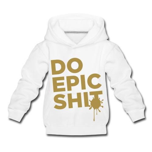 Epic shit - Kids' Premium Hoodie