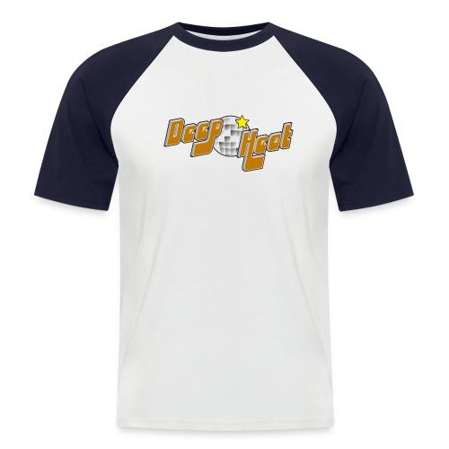 Navy Mens T Shirt - Men's Baseball T-Shirt