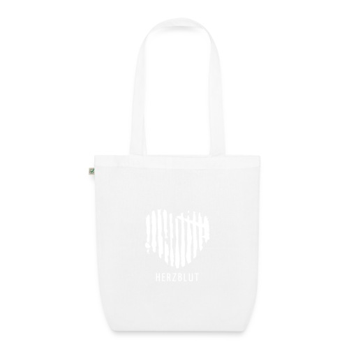 bio bag white - EarthPositive Tote Bag