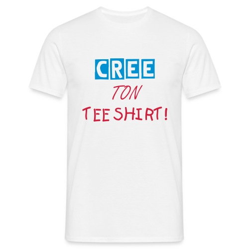 Page blanche - T-shirt Homme