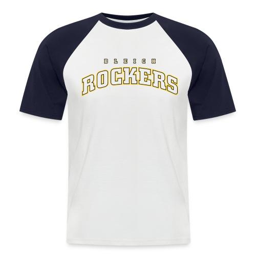 Bleichrockers Herren Baseball - Männer Baseball-T-Shirt