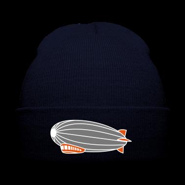 3 colours - Hindenburg Zeppelin Luftschiff Casquettes et bonnets