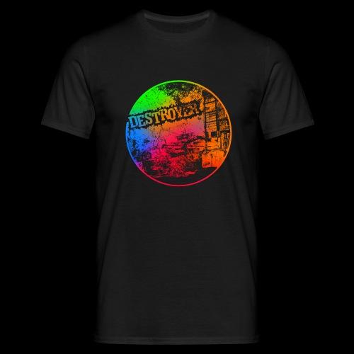 Destroyer - Koszulka męska