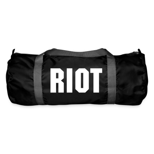 Duffel Bag - wow,website,tee,t-shirt,t shirt,rufio,riot,remix,official,music,mouth,merchandise,jumper,hoodie,here we go again,ep,disposable fun,dandy riots,come collective,come clothing,clothing,boy,black sugar records,bag,apparel