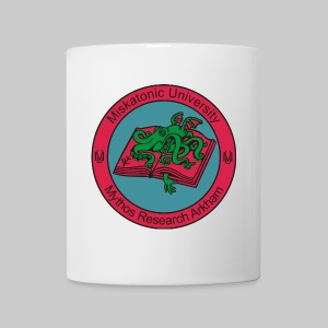 TT: Miskatonic University - Mythos Research Arkham (Emblem)  - Mug