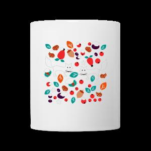 tasse, eisfüchse - Tasse