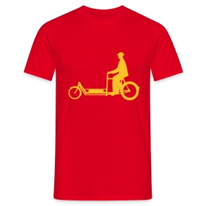 Long John Bicycle T-Shirt - Männer T-Shirt