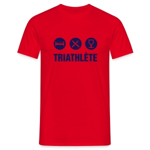 Triathlete - T-shirt Homme